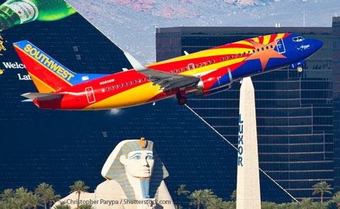 Southwest Vacations Las Vegas NV