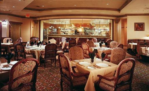 The Steakhouse at Camelot Restaurant Las Vegas NV