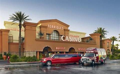 Terribles Hotel and Casino Las Vegas NV