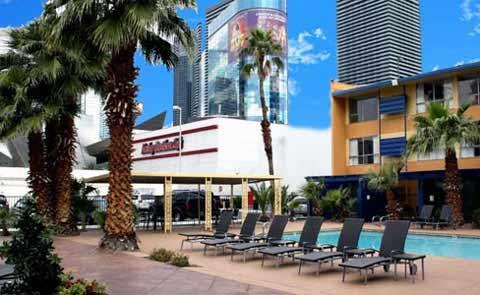 Travelodge Hotel Center Strip Nevada