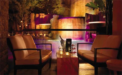 Tryst Nightclub Wynn Hotel Las Vegas NV