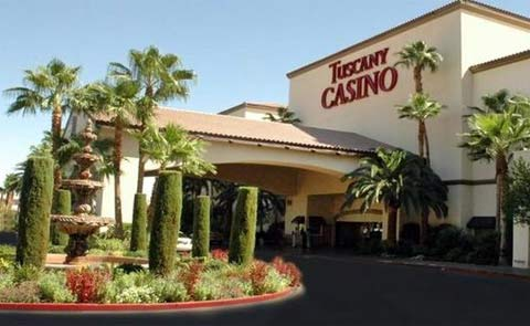 Tuscany Suites and Casino Las Vegas NV