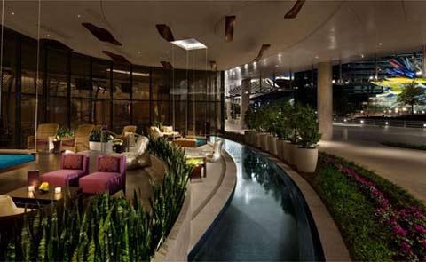Vdara Resort and Spa at CityCenter Las Vegas Nevada