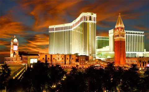The Venetian Hotel and Casino Las Vegas NV