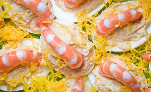 Village Seafood Buffet Vegas