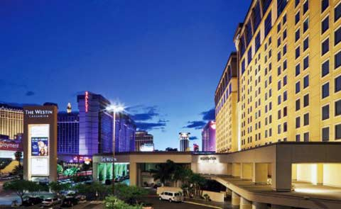 The Westin Casuarina Hotel and Casino Las Vegas NV