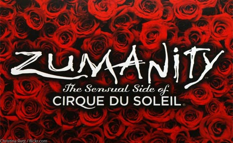 Zumanity™ The Sensual Side of Cirque du Soleil® in Las Vegas