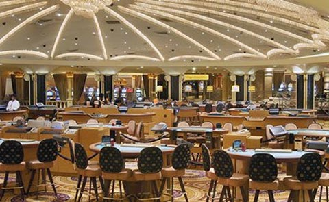 Caesars Palace Poker Room Las Vegas Nevada