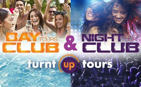 Turnt Up Tours Las Vegas