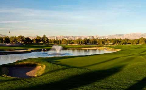 Desert Pines Golf Club Las Vegas NV