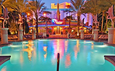 Best Pools Las Vegas Hotels