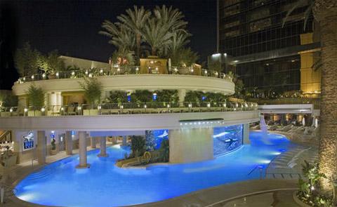 Golden Nugget Hotel Las Vegas NV