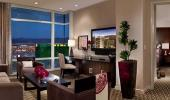 ARIA Resort and Casino at CityCenter Hotel Guest Suite Living Room