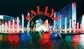 Ballys Las Vegas Hotel at Night