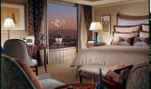 Bellagio Hotel Guest Bedroom with View