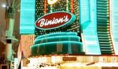 Binions Gambling Hall and Hotel Exterior