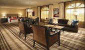 Boulder Station Hotel and Casino Room with Sofa