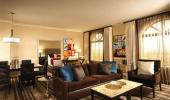 Boulder Station Hotel and Casino Suite Living Room