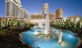 Caesars Palace Hotel Exterior Fountain