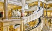 Caesars Palace Hotel Interior