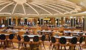 Caesars Palace Hotel Gambling Area