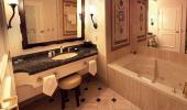 Caesars Palace Hotel Guest Bathroom with Hot Tub