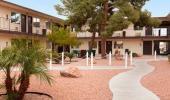 Days Inn Las Vegas At Wild Wild West Gambling Hall Hotel Exterior