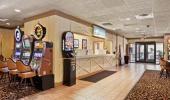 Days Inn Las Vegas At Wild Wild West Gambling Hall Hotel Lobby