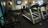 El Cortez Hotel and Casino Fitness Center