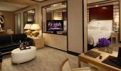 Encore at Wynn Las Vegas Hotel Guest Suite Living Room