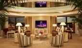 Encore at Wynn Las Vegas Hotel Guest TV Room
