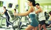 Excalibur Hotel Casino Fitness Center