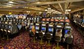 Four Queens Hotel and Casino Gambling Area and Slots