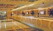 Four Queens Hotel and Casino Lobby