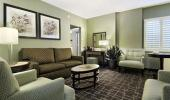 Fremont Hotel and Casino Guest Suite Living Room