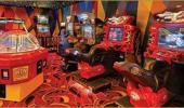 Golden Nugget Hotel and Casino Arcade Game Room