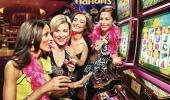 Harrahs Hotel and Casino Slots