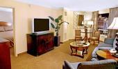 Harrahs Hotel and Casino Suite Living Room