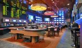Harrahs Hotel and Casino Gambling Area and Table Games