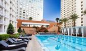Harrahs Hotel and Casino Swimming Pool