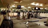 The Quad Hotel Las Vegas Fitness Center