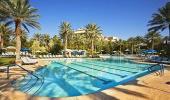 J W Marriott Las Vegas Resort Hotel Guest Pool Area