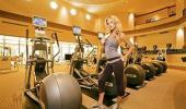 J W Marriott Las Vegas Resort Hotel Fitness Center
