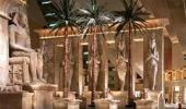 Luxor Hotel and Casino Lobby