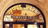 MGM Grand Hotel and Casino Forever Grand Wedding Chapel