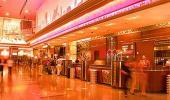 New York New York Hotel and Casino Lobby