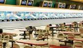 The Orleans Hotel and Casino Bowling Alley