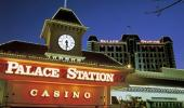 Palace Station Hotel and Casino Front Entrance