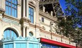 Paris Las Vegas Hotel Outdoor Restaurant