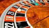 Paris Las Vegas Hotel Roulette Table